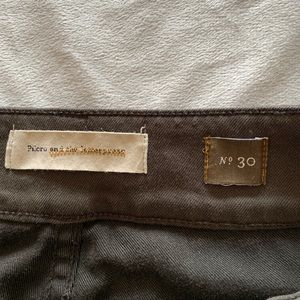 Pilcro and the Letterpress Jeans - Pilcro and the Letterpress bell bottoms, size 30